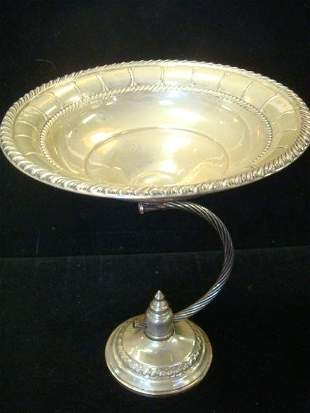 COLUMBIA Sterling Silver Compote:
