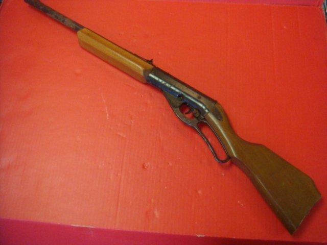 DAISY Cork Gun from BUCKROE BEACH AMUSEMENT PARK: