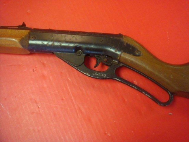 DAISY Cork Gun from BUCKROE BEACH AMUSEMENT PARK: - 4