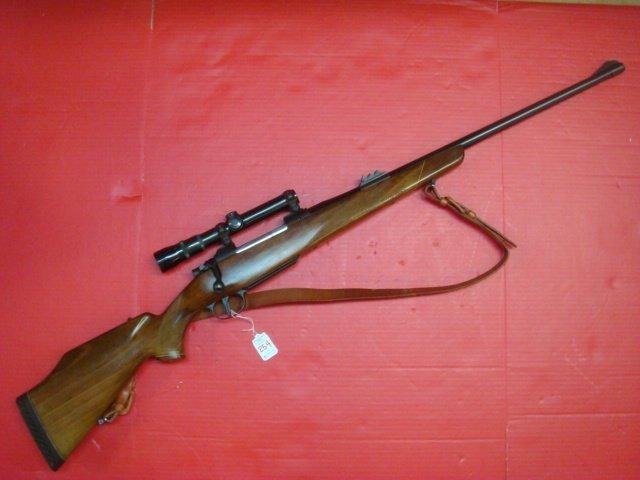 BRNO ARMS, MODEL ZZK-602, 375 H&H MAGUM Rifle:
