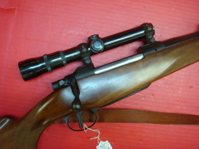 BRNO ARMS, MODEL ZZK-602, 375 H&H MAGUM Rifle: - 2