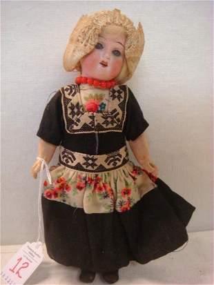 Composition HEUBACH ERNST Koeppelsdorf Doll: