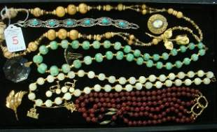 Vintage 14Kt Gold Jewelry and More: