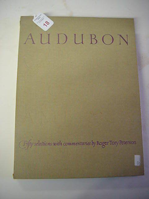 1937 Audubon Bird of America Print Collection