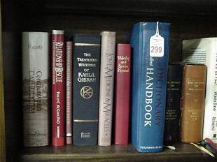 Set of Reference and Religious Books