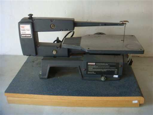 Craftsman scroll saw 16 direct drive greentooth Choice Image