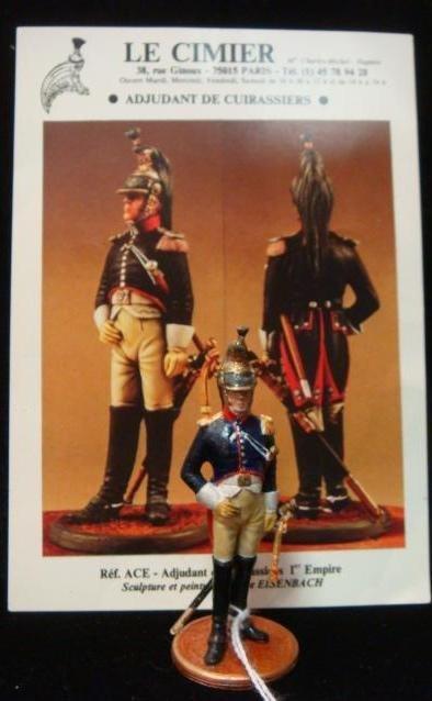 """54mm Model Soldier by Bruno Leibovitz, """"KRASINSKI"""":"""