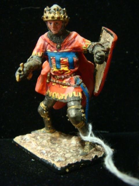 """54MM Model Soldier, NIENA """"Henry V, Agincourt"""""""