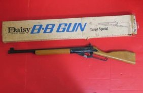 Daisy Model 299 Target Special B-b Gun: