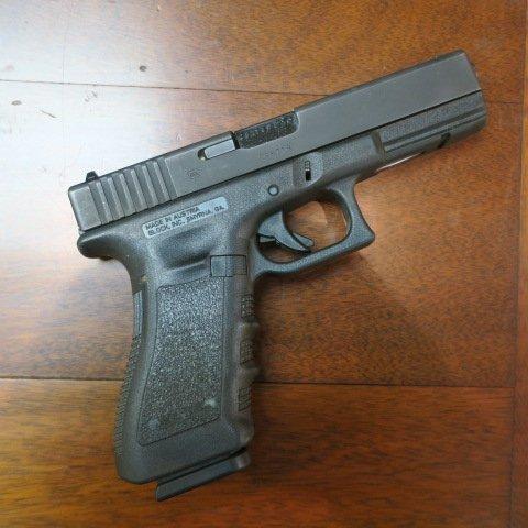 Glock 17 9 X 19, 9mm Semi-Automatic Pistol:
