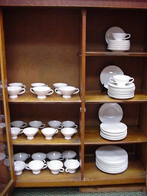 360, Rosenthal Classic Modern White Dinnerware: Form 20