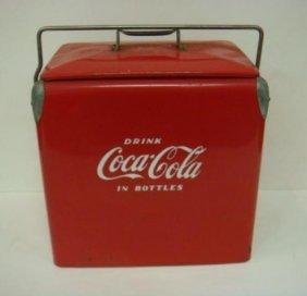 Drink Coca-cola Airline Cooler: