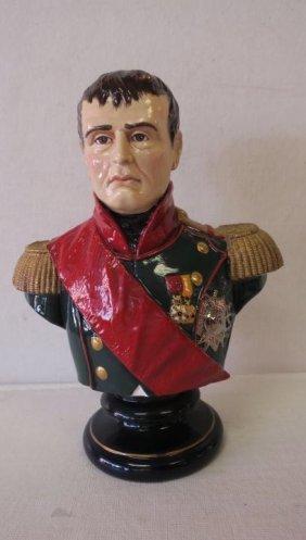 Michael Sutty, Bust, Napoleon Bonaparte, 1815: