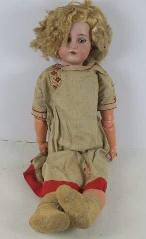 KAMMER & REINHARDT, SIMON HALBID Compo Doll:
