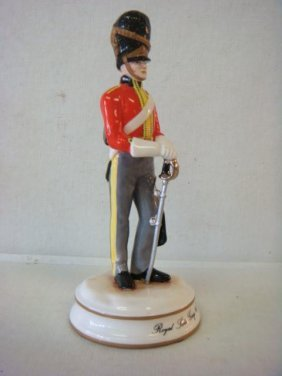 Michael Sutty, Trooper, Royal Scots Grays, 1815: