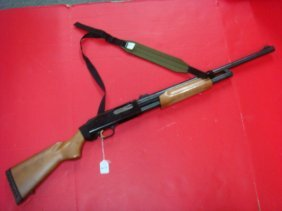 Mossberg 500a 12 Gage Slide/pump Shotgun: