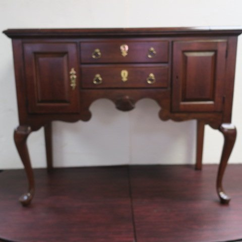 PENNSYLVANIA HOUSE Cherry Queen Anne Style Server: