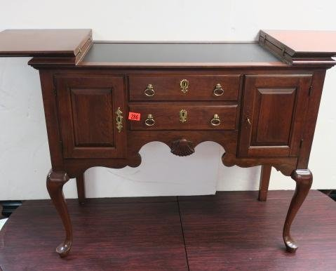 PENNSYLVANIA HOUSE Cherry Queen Anne Style Server: - 4