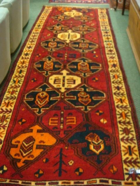 Wool Iranian Rug: