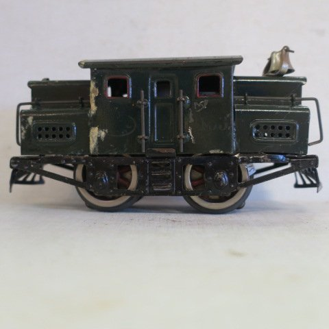 Rare Early Lionel 153 New York Central Yard Engine: