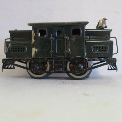Rare Early Lionel 153 New York Central Yard Engine: - 5
