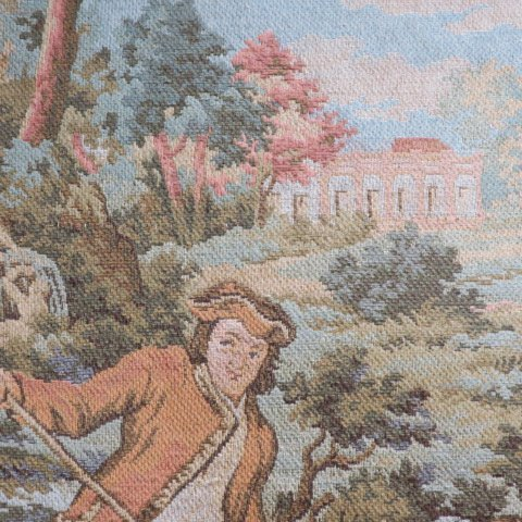 MARAX Belgium Tapestry of Young Lovers: - 4