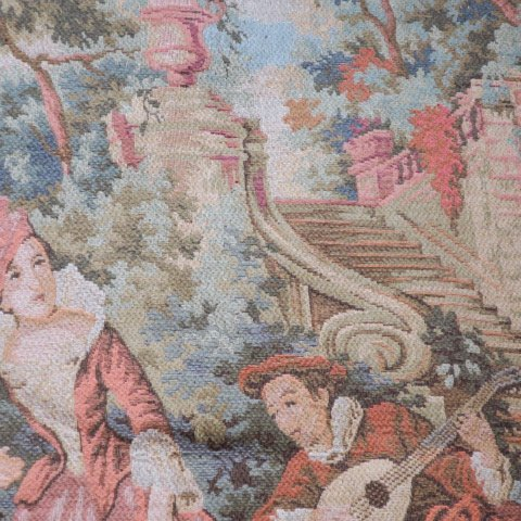 MARAX Belgium Tapestry of Young Lovers: - 5