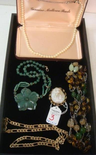 Upscale Assortment of Costume Jewelry: