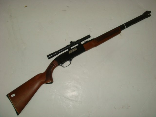 Winchester Model 290, 22 Cal Semi Auto Rifle: