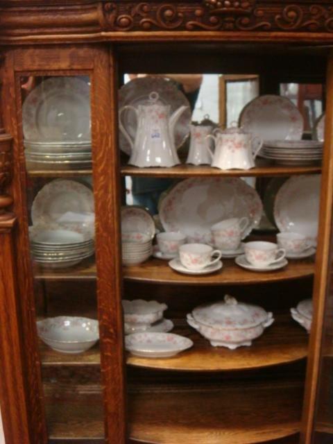HUTSCHENREUTHER Richelieu Dinnerware, 65 Pieces: