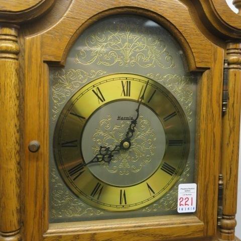 HERMLE German Wall Clock: - 2
