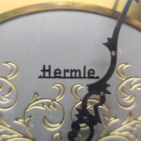 HERMLE German Wall Clock: - 3