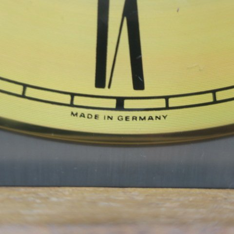 HERMLE German Wall Clock: - 4