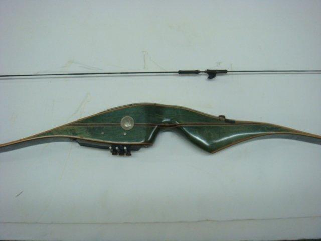 BEAR Kodiak Hunter Glass Powered Recurve Bow: - 2