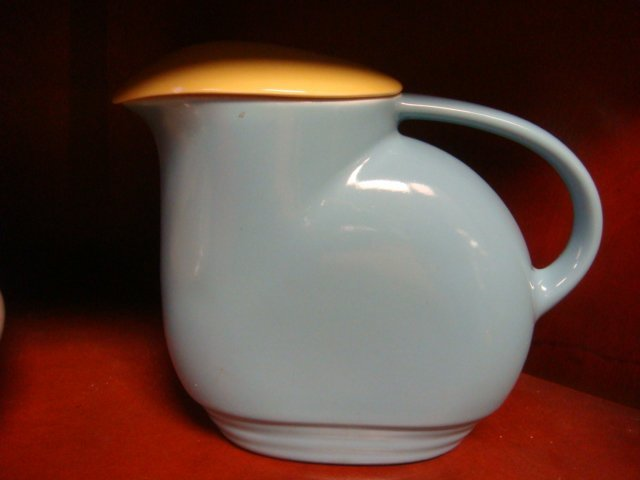Mid Century Ceramic Covered Bowls and Pitchers: - 2