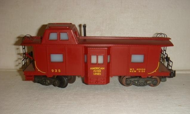 AMERICAN FLYER Train Set, 481 Silver Flash Diesel: - 5