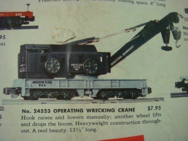 AMERICAN FLYER Train Set, 481 Silver Flash Diesel: - 8