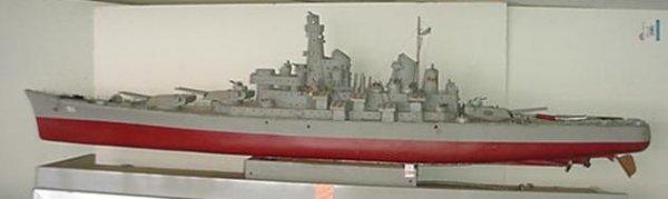206: Remote Control Model of Battleship Iowa