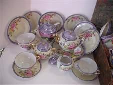 304: Japanese Porcelain Child's Tea Sets