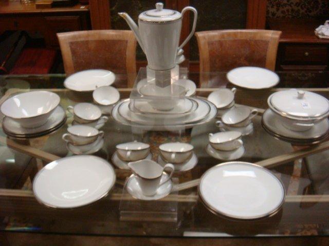 """ROSENTHAL """"Princess"""" Dinnerware, 101 Pieces:"""