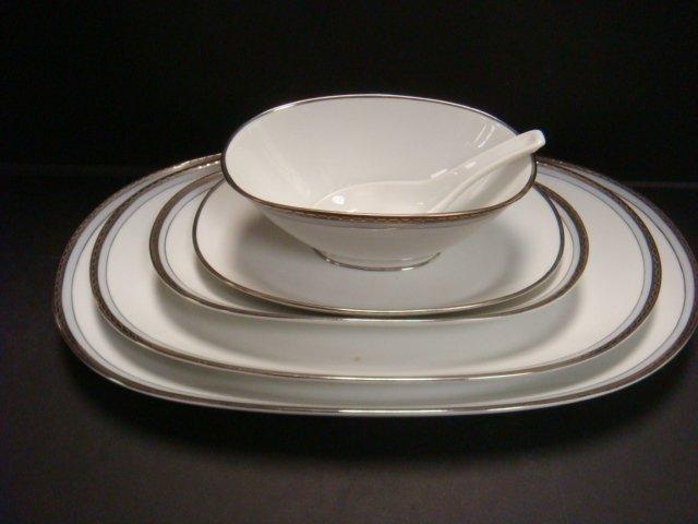 """ROSENTHAL """"Princess"""" Dinnerware, 101 Pieces: - 3"""