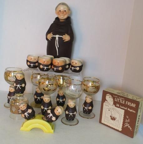 GOBEL Friar Tuck Stems, Cups, Bottle Holder, More:
