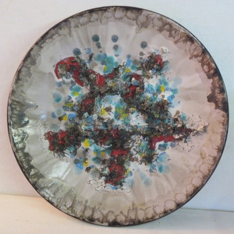 Mid Century GLIT Lava Pottery from Iceland: - 2