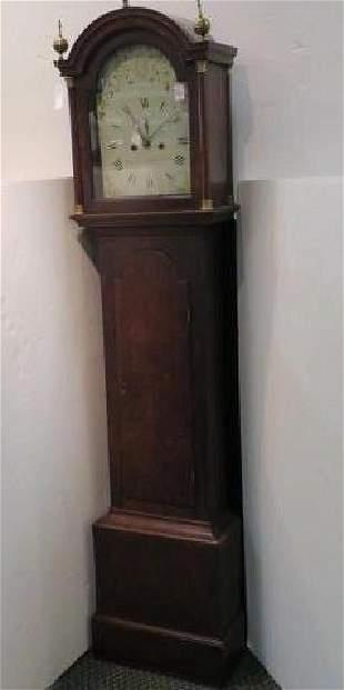 Richard Boxall of Godalming 18th C. Tall Case Clock: