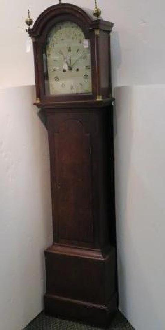 Richard Boxall of Godalming 18th C. Tall Case Clock:
