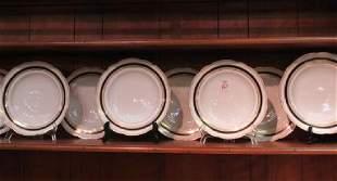 Set of 8 HAVILAND & CO. Limoges Soup Bowls: