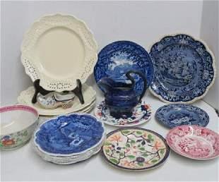 Assorted Ceramic Pieces: