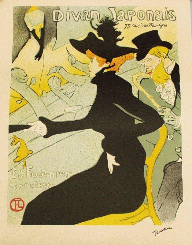 300: HENRI MARIE RAYMOND DE TOULOUSE-LAUTREC (1864-1910