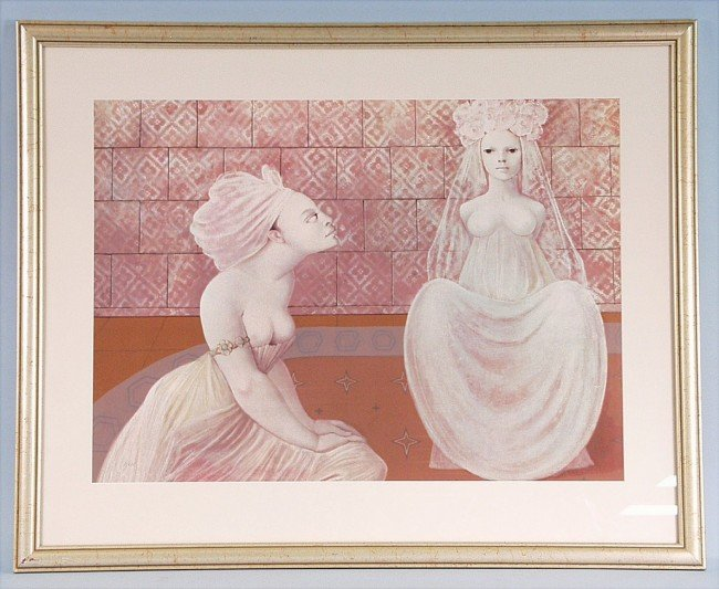 301: LEONORA FINI (1908-1996) Italian school. A limited