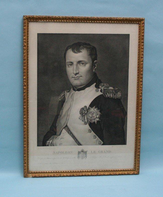 "309A: After L. David - ""Napoleon Le Grand"". A French en"